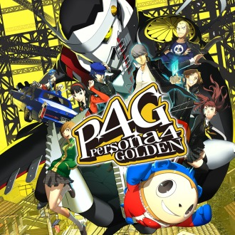 Persona®4 Golden™  PS Vita