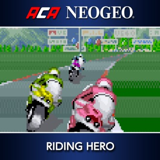 ACA NEOGEO RIDING HERO PS4