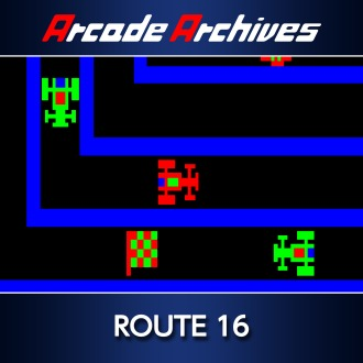 Arcade Archives ROUTE 16 PS4
