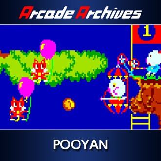 Arcade Archives POOYAN PS4