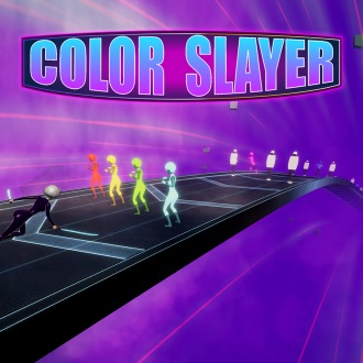 Color Slayer PS Vita