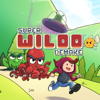 Super Wiloo Demake PS Vita