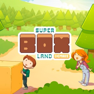 Super Box Land Demake PS Vita