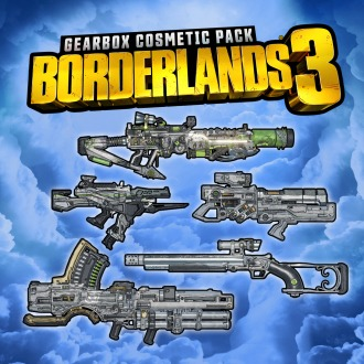 Pack Gearbox Cosmetic de Borderlands 3 PS4