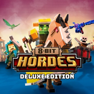 8-Bit Hordes - Deluxe Edition PS4