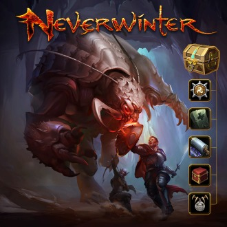 Neverwinter: Undermountain Preparedness Bundle PS4
