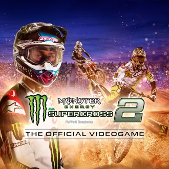 Monster Energy Supercross - The Official Videogame 2 PS4