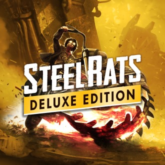 Steel Rats™ Deluxe Edition PS4