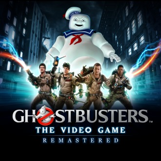 Ghostbusters: The Video Game Remastered PS4