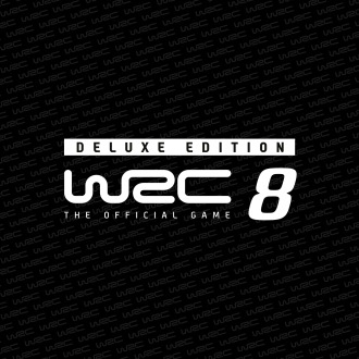 WRC 8 Deluxe Edition FIA World Rally Championship PS4