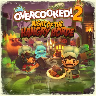 Overcooked! 2 - Night of the Hangry Horde PS4