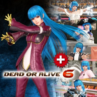 DOA6 Personaje Kula Diamond + Atuendos de debut PS4