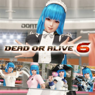 DOA6 Lote de atuendos de debut de Kula Diamond PS4