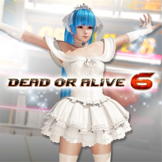 DOA6 Trajes de boda - Kula Diamond PS4