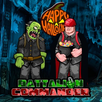 Battalion Commander Halloween 2019 Theme PS4
