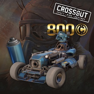 Crossout - Born Free Pack PS4
