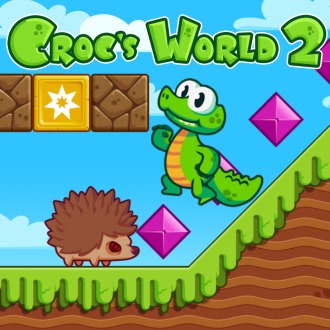 Croc's World 2 PS4