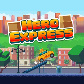 Hero Express PS4