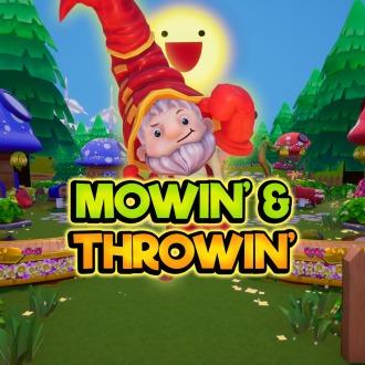 Mowin & Throwin PS4