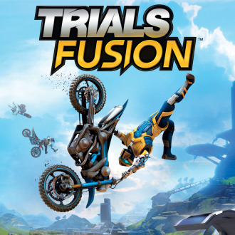 Trials Fusion - Digital Deluxe Edition full game PS4