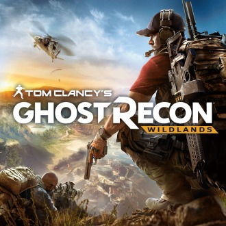Ghost Recon Wildlands - Digital Standard Edition PS4