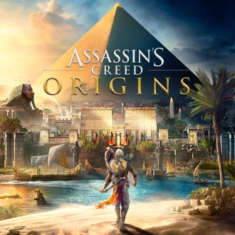 Assassin's Creed Origins - Digital Standard Edition PS4
