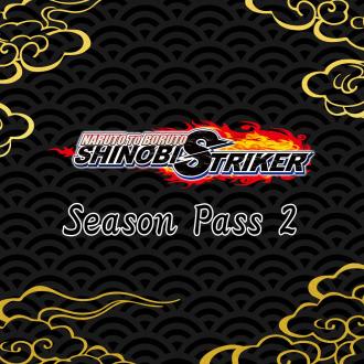 NARUTO TO BORUTO: SHINOBI STRIKER Season Pass 2 PS4