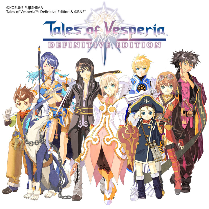 tales of vesperia definitive edition release date ps4