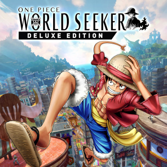 (Pre-Order)ONE PIECE World Seeker Deluxe Edition PS4