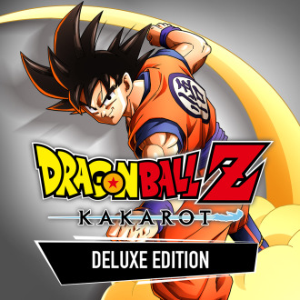 (Pre-Order) DRAGON BALL Z: KAKAROT - Deluxe Edition PS4