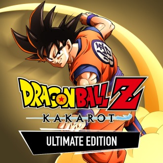 (Pre-Order) DRAGON BALL Z: KAKAROT - Ultimate Edition PS4