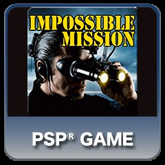 Impossible Mission full game PS Vita / PSP