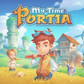 (Pre-Order) My Time at Portia PS4