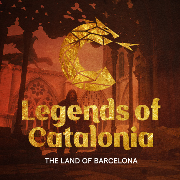 LEGENDS OF CATALONIA: THE LAND OF BARCELONA PS4 — buy online