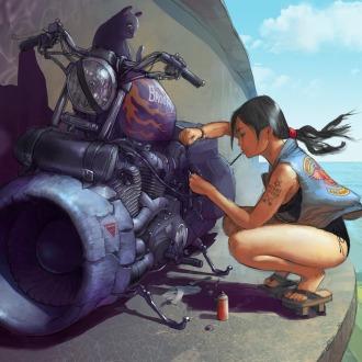 (Slide N' Go) Broomy Theme PS4