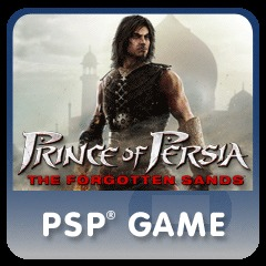 Prince of Persia: The Forgotten Sands™ full game PS Vita / PSP