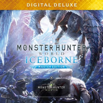 Monster Hunter World: Iceborne Master Edition Digital Deluxe PS4