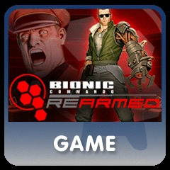 Bionic Commando Rearmed full game PS3