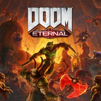(Pre-Order) DOOM Eternal PS4
