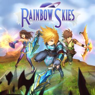 Rainbow Skies PS3