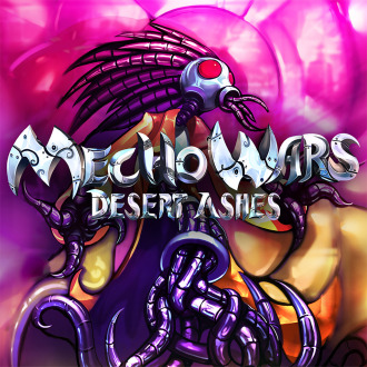 Mecho Wars: Desert Ashes PS Vita
