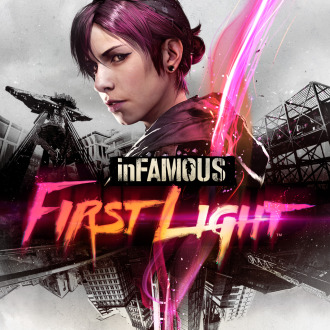 inFAMOUS First Light™ full game PS4