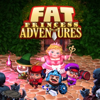 Fat Princess Adventures PS4