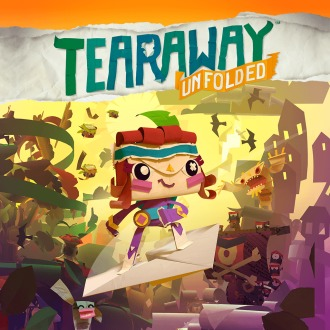 Tearaway™ Unfolded PS4