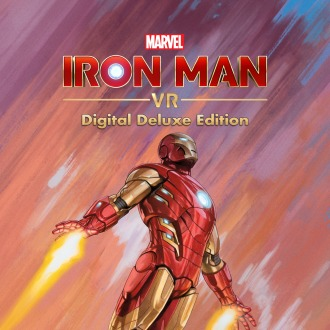 (Pre-Order)Marvel's Iron Man VR Digital Deluxe Edition PS4