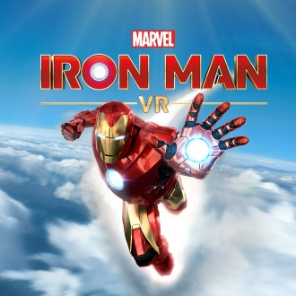 (Pre-Order)Marvel's Iron Man VR PS4