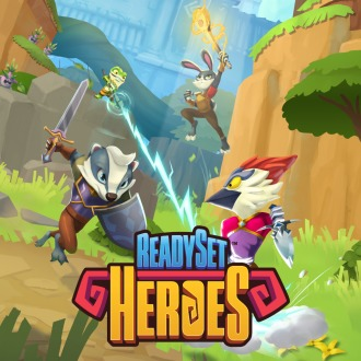 (Pre-Order)ReadySet Heroes PS4