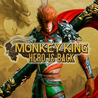 (Pre-Order)MONKEY KING: HERO IS BACK PS4