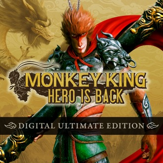 (Pre-Order)MONKEY KING: HERO IS BACK Digital Ultimate Edition PS4