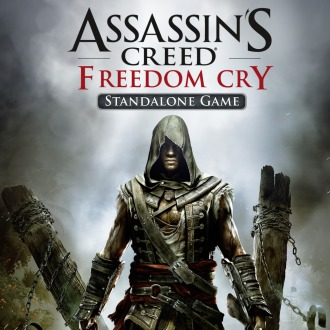Assassin's Creed® Freedom Cry Standalone full game PS4